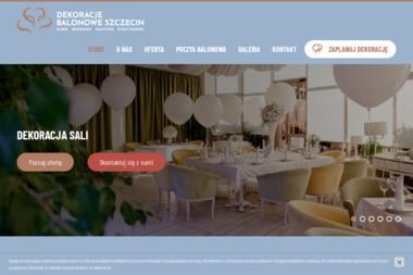 Dekoracje Balonowe Szczecin - Agencje Eventowe Szczecin