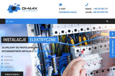 Di-MAX - Systemy Alaramowe do Domu Końskie