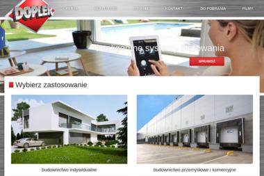 P.P.H.U. DOPLER - Bramy garażowe Częstochowa
