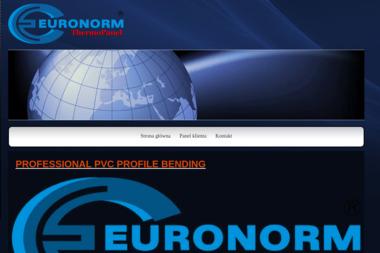 Euronorm Drewno i PCV Sp. z o.o. - Drzwi Lniano