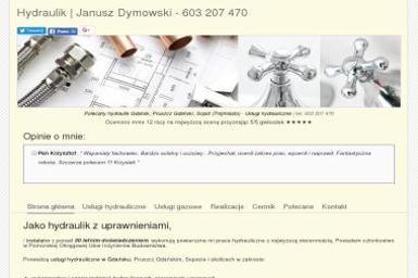 Hydraulik Gdańsk - Janusz Dymowski - Klimatyzacja Gdańsk