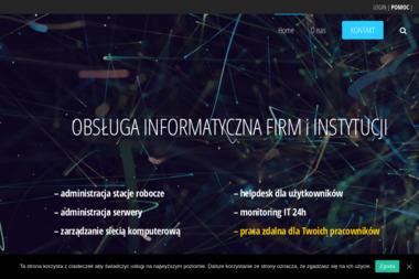 INLIS usługi teleinformatyczne - Alarmy Nowa Ruda