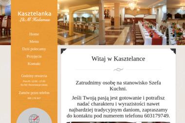 Restauracja Kasztelanka - Animatorzy dla dzieci Sieradz