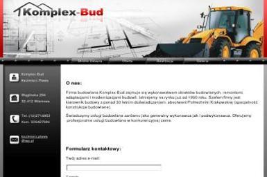 Komplex-Bud - Domy szkieletowe Kraków