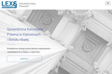 Kancelaria Usług Prawnych LEX SERVICE - Radca prawny Bielsko-Biała