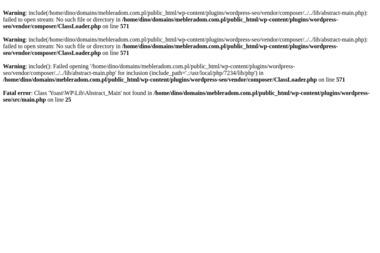 Handel Meblami Rafał Górski - Meble Online Radom