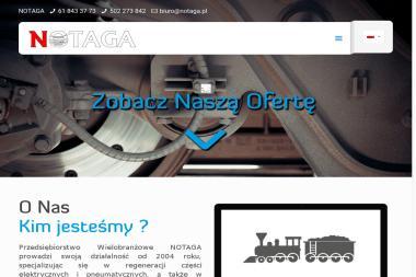 Przedsiębiorstwo Wielobranżowe NOTAGA - Opakowania Poznań