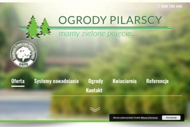 OGRODY PILARSCY mamy zielone pojecie..... - Ogrodnik Tuchola