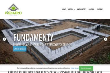 Piskadło Budownictwo - Mur z Cegły Korczyna
