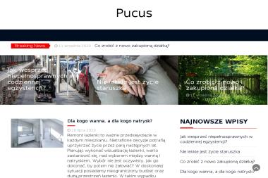 """""""PUCUŚ"""" Usługi Porządkowe - Czyszczenie przemysłowe Warszawa"""