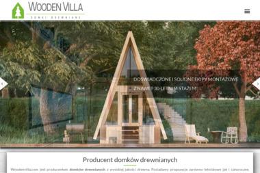 Wooden Willa sp.j. - Budowa domów Września