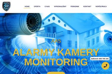 AAS Centrum Zabezpieczeń ALARMY-KAMERY - Cctv Rybnik