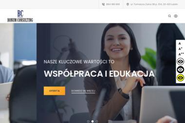 BONUM CONSULTING Piotr Nakonieczny - Styropian Lublin
