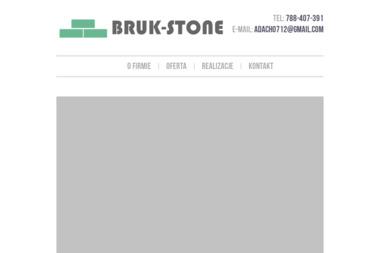 BRUK-STONE - Budowa Domów Strzegom