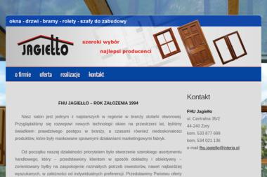 FHU Jagiełło - Ogrodzenia panelowe Żory
