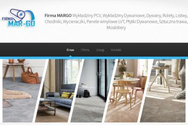 Firma MAR-GO Małgorzata Fornalkiewicz - Wykładziny Wolsztyn