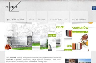 Pro-Bruk - Fundament Deszczno