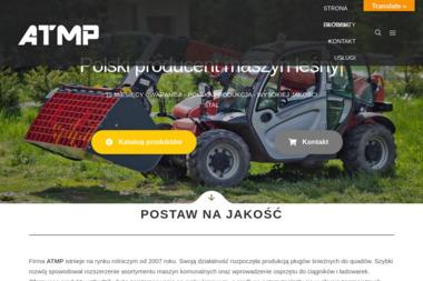 AUTO-TRANS - Ciągniki rolnicze GOSTYNIN