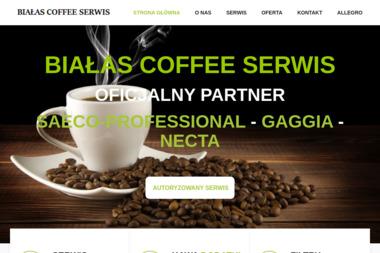 BCS Bia艂as Coffee Serwis - Kawa do Biura Wroc艂aw