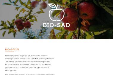 BIO-SAD sklep ekologiczny, zdrowa żywność - Zdrowa żywność Kraków