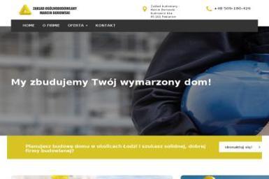 Zakład ogólnobudowlany Marcin Borowski - Ocieplenie Dachu Pianką Ksawerów