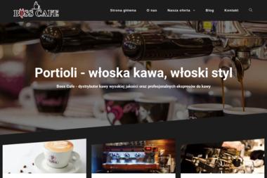 Boss Cafe Emilia Muszy艅ska - Dzier偶awa Ekspresów do Kawy Borów