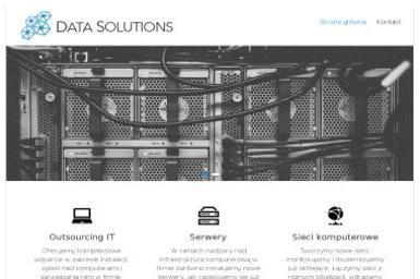Data-Solutions - Programista Bydgoszcz