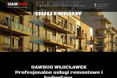 PHU DAWBUD Adam Iwański - Remont Elewacji Włocławek