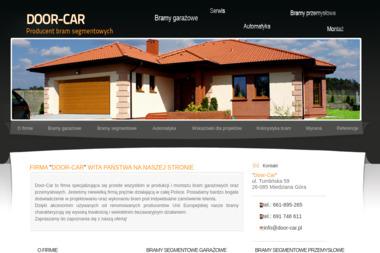 Door-Car - Okna PCV Miedziana Góra