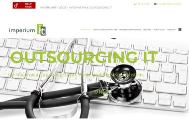 Imperium IT - Usługi Graficzne Łódź