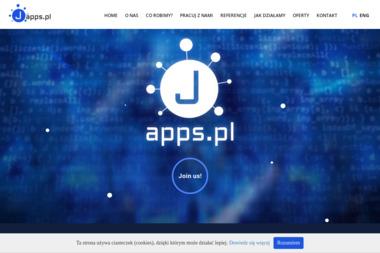 """""""J Apps! Marcin Kochanowski"""" - Outsourcing Pracowników Wrocław"""