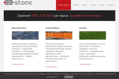 Stone Wojciech Palusiński - Układanie kostki granitowej Kraków