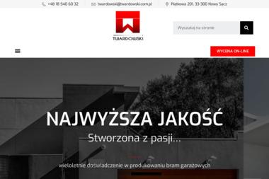 TWARDOWSKI - Tomasz Twardowski - Ocieplanie Pianką PUR Nowy Sącz