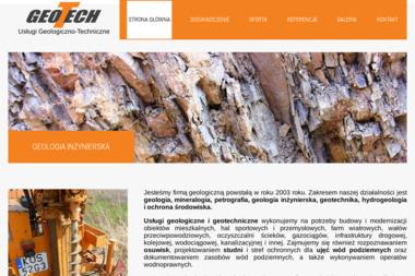 Usługi Geologiczno-Techniczne GEOTECH Krzysztof Hycnar - Usługi Geologiczne Oświęcim