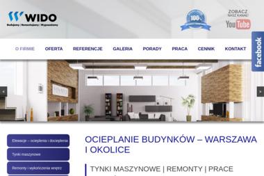 Wido Wiliński Dominik - Murarz Warszawa