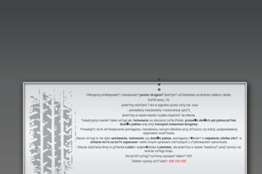 Usługi transportowe krzysztof szalast - Przeprowadzki Zagraniczne Świdnik