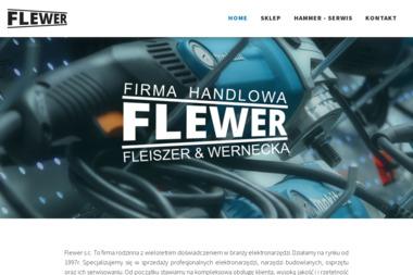 Flewer S.C. Sprzedaż Serwis Naprawa Elektronarzędzi - Minikoparki nowe Toruń
