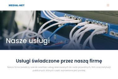Medial-Net Sp. z o. o. - Firma IT Goleszyn