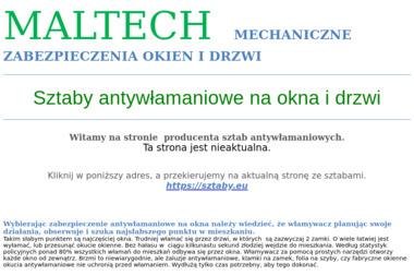 MALTECH Henryk Malec - Balustrady Balkonowe ze Stali Nierdzewnej Gdynia