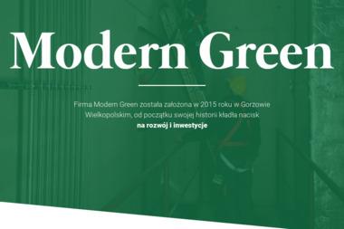 Modern Green Ogrody i Wnętrza - Ogrodnik Zybułtowo