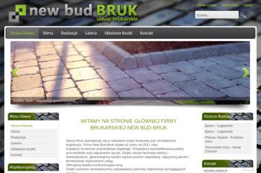 New Bud - Bruk Rafał Sikora - Układanie kostki brukowej Bytom