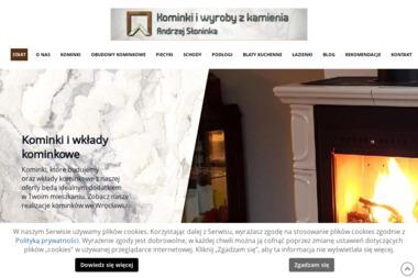 Kominki lexus andrzej słoninka - Kominki Oława