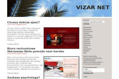 Media i Usługi Informatyczne VIZARnet - Sklep internetowy Zawidów