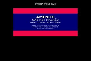Amenite - Grafika Komputerowa Przeworsk
