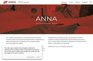 PPHU ANNA - Usługi Września