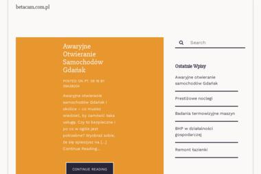Betacam - Internet Wrocław