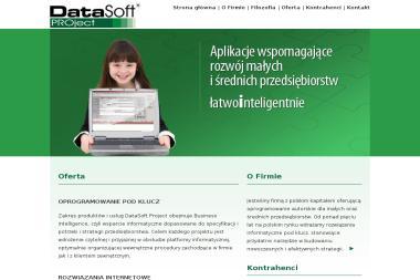 DataSoft PROject Zbigniew Wiśnik - Obsługa IT Piaseczno