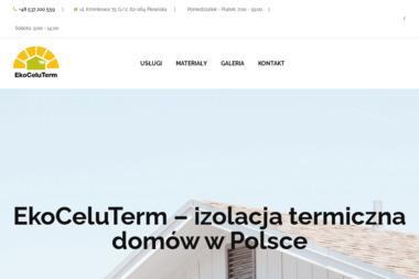 EKOCELUTERM s.c - Domki Holenderskie Plewiska