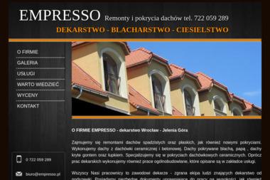 Empresso - Dachy Wrocław