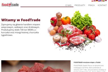 Foodtrade Dawid Piorun - Skup długów Łowicz
